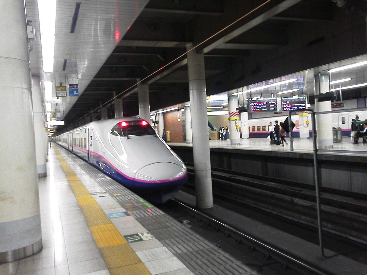 上越新幹線 停車駅