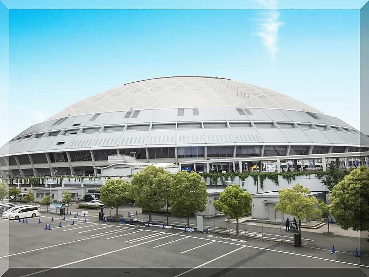 名古屋ドーム 駐車場