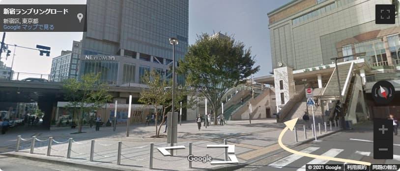 バスタ新宿へのアクセス!丸の内線からの行き方